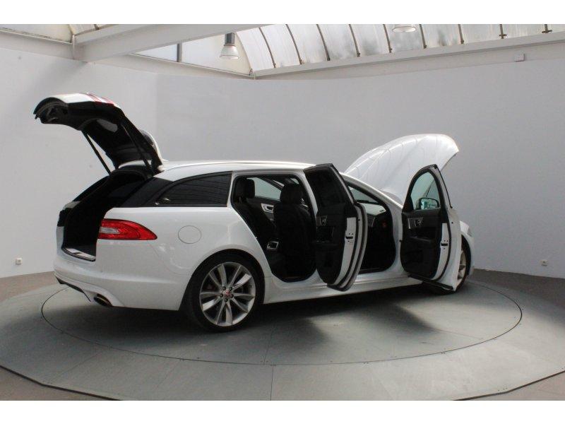 Jaguar XF 3.0 V6 Diésel Sportbrake R-Sport