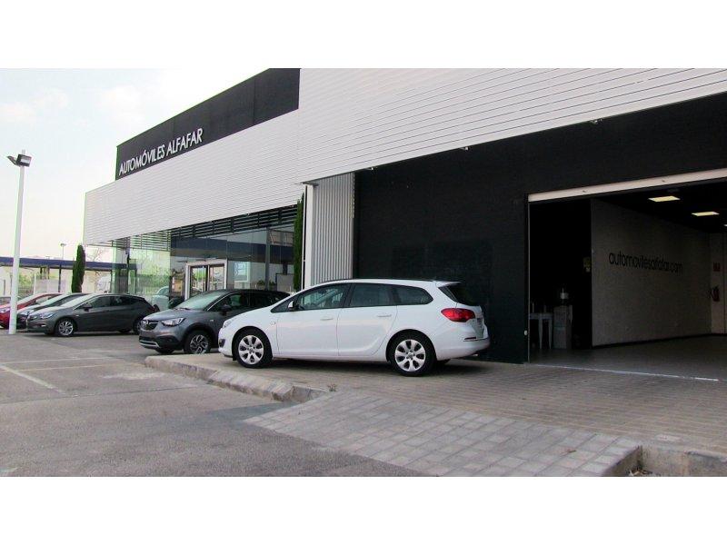 Opel Astra 2.0 CDTi ST Sport