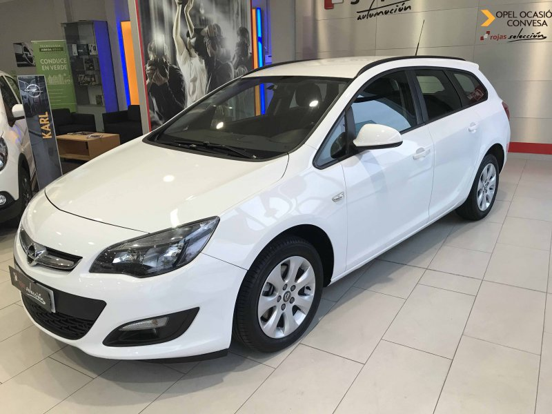 Opel Astra 1.7 CDTi 110CV ST Business