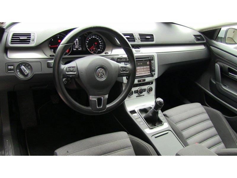 Volkswagen CC 2.0 TDI 140cv BluemotionTechnology BlueMotion