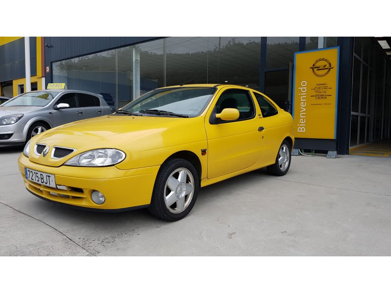 Renault Mégane COUPE 1.4 16V SPORTWAY