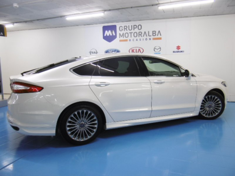 Ford Mondeo 2.0 TDCi 110kW (150CV) PowerShift Titanium POWERSHIFT