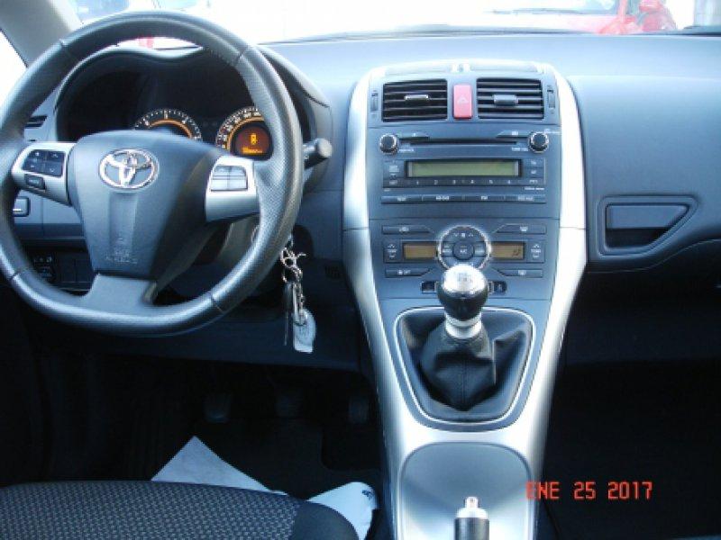 Toyota Auris 1.4 D-4D DPF Active