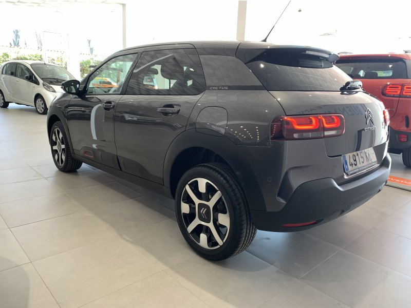 Citroen C4 Cactus BlueHDi 88KW (120CV) EAT6 Shine