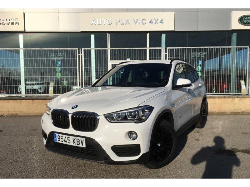 BMW X1 2.0 SDrive 18D Advantage