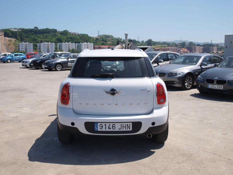 Mini Countryman D COUNTRYMAN ONE