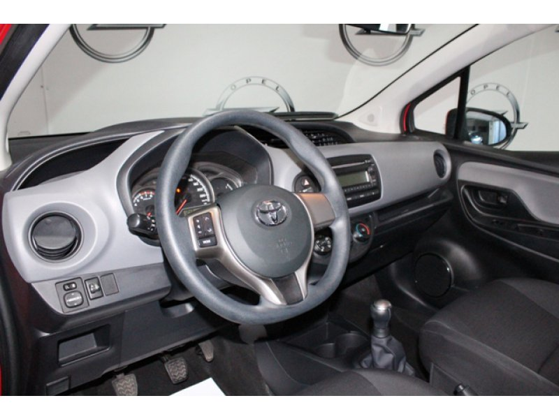 Toyota Yaris 1.0CC 70CV City