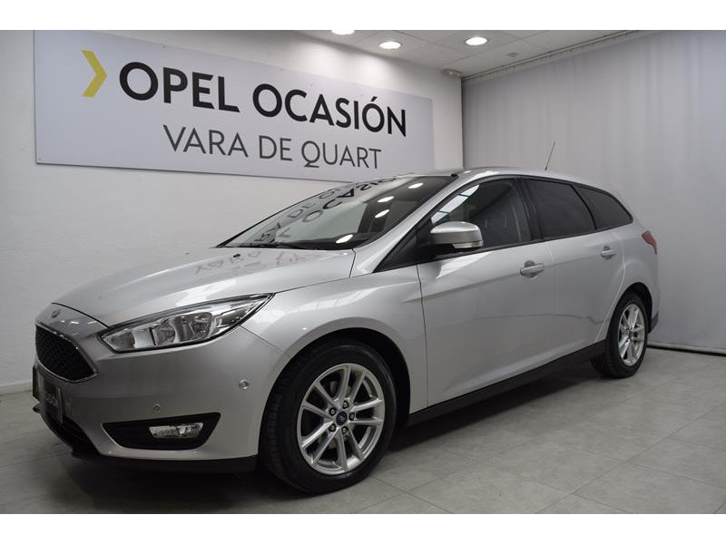 Ford Focus 1.0 Ecoboost A-S-S 74kW Sportbreak Trend