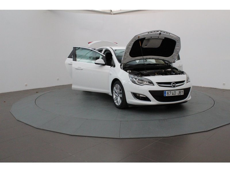 Opel Astra 1.6 CDTi S/S 136 CV Business