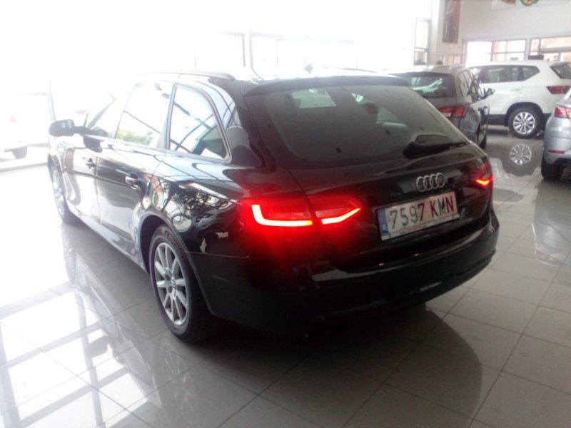 Audi A4 Avant 2.0 TDI 136cv Advanced edition