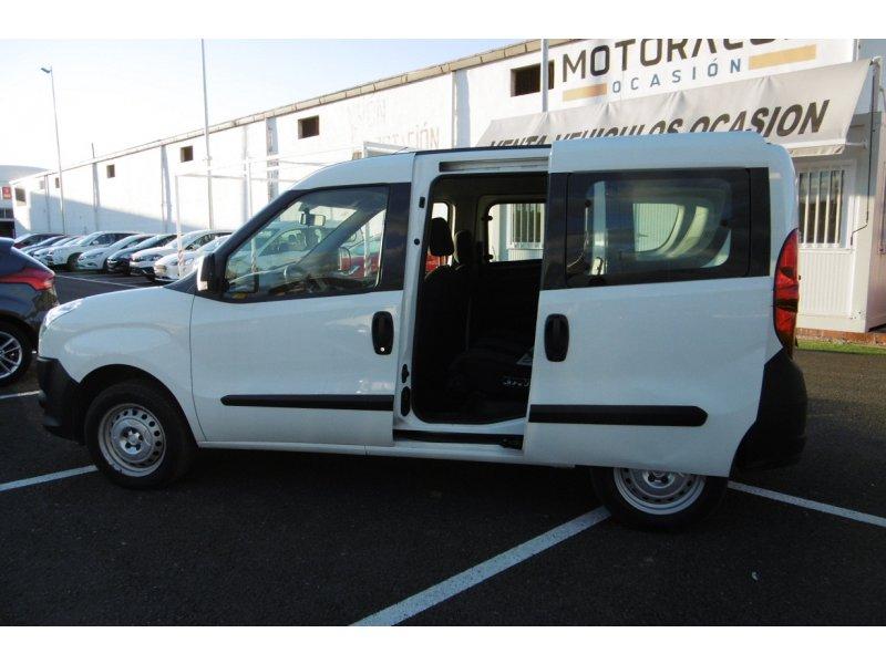 Fiat Doblò Panorama N1 1.3 Multijet (66KW) 90cv Active