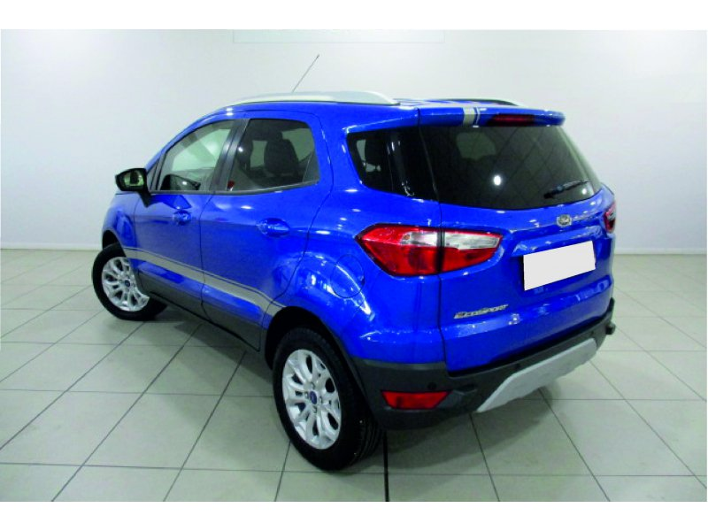 Ford EcoSport 1.5 Ti-VCT 112cv Titanium