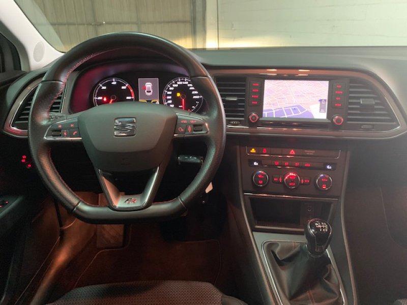 SEAT Nuevo León ST 2.0 TDI 150cv St&Sp FR Plus