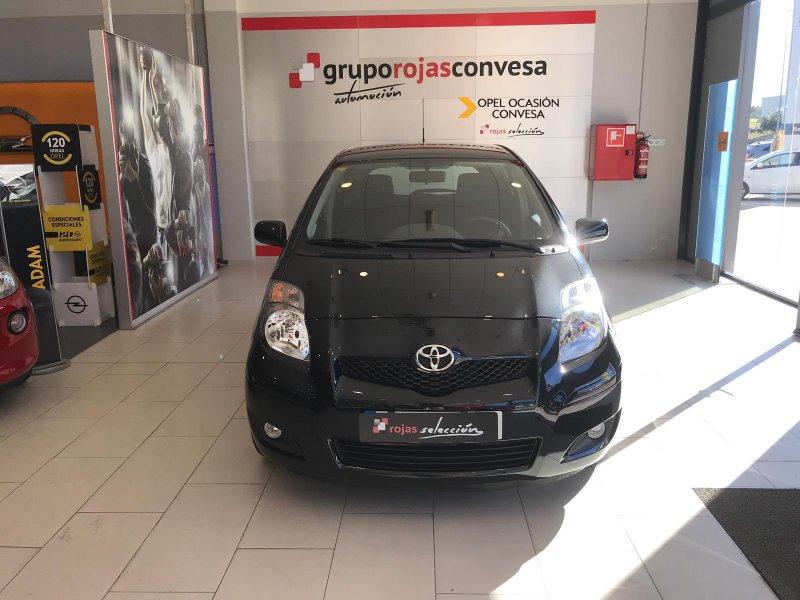 Toyota Yaris 1.4 D4-D Active