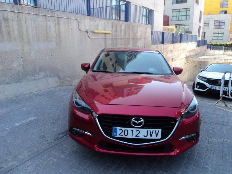 Mazda Mazda3 2.0 GE 120 MT Luxury