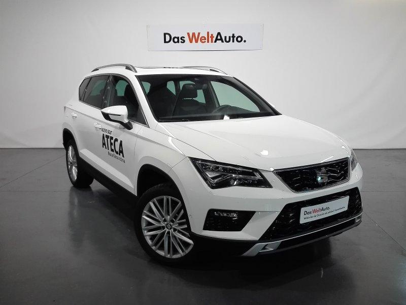 SEAT Ateca 1.5 TSI 110kW DSG (150CV) S&S Xcel Edit. Xcellence Edition