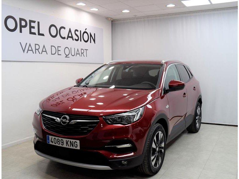 Opel Grandland X 1.6 CDTi S/S 120CV Excellence