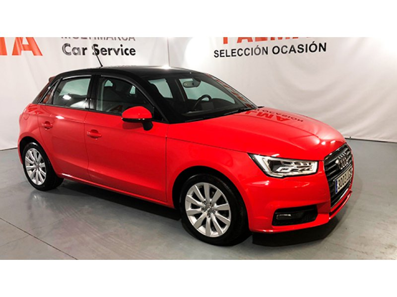 Audi A1 1.0TFSI 95CV SPORTBLACK ATTRACTION SPORTBLACK ATTRACTION
