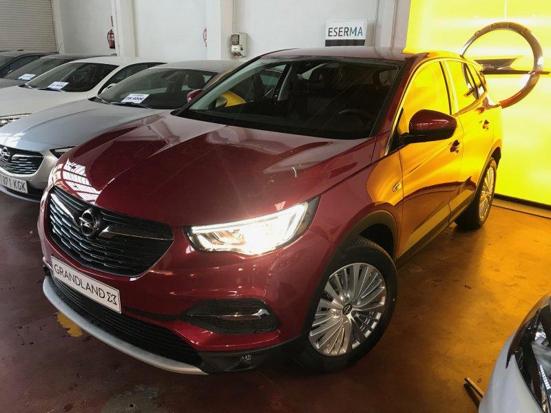 Opel Grandland X 1.2 130 cv Gasolina Excellence