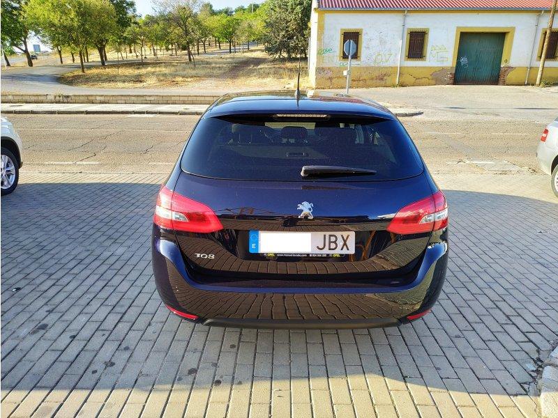 Peugeot 308 Nuevo 308 SW 1.6 e-HDI 115 Business Line