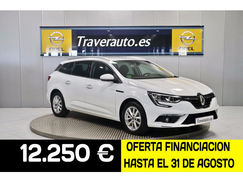 Renault Mégane Sp. Tourer ENERGY TECH ROAD Tce 97kW (130CV) Intens