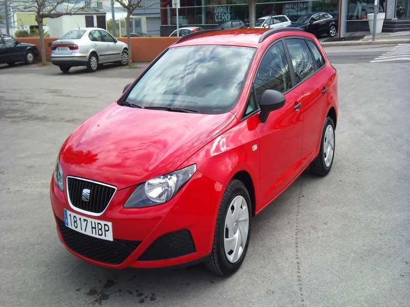 SEAT Ibiza ST 1.2 TDI 75CV SEAT Ibiza ST 1.2 TDI 75CV REFERENCE