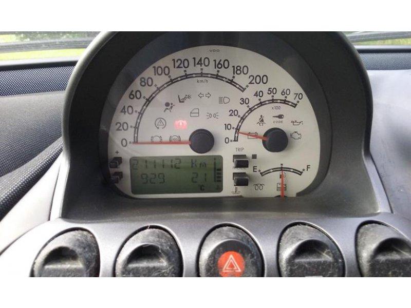 Fiat Multipla 1.9 Multijet Dynamic
