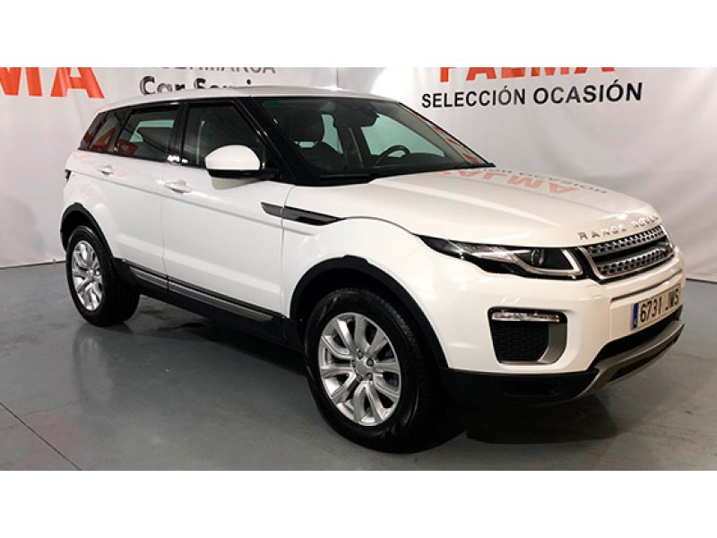 Land Rover Range Rover 2.0TD4 150CV EVOQUE PURE TECH AUT. EVOQUE PURE TECH AUT.