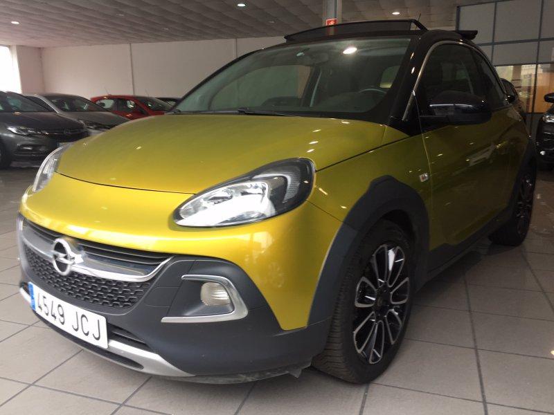 Opel ADAM 1.0 XFT ROCKS