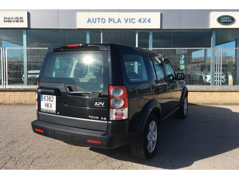 Land Rover Discovery 4 3.0 TDV6 XS Auto. 211cv