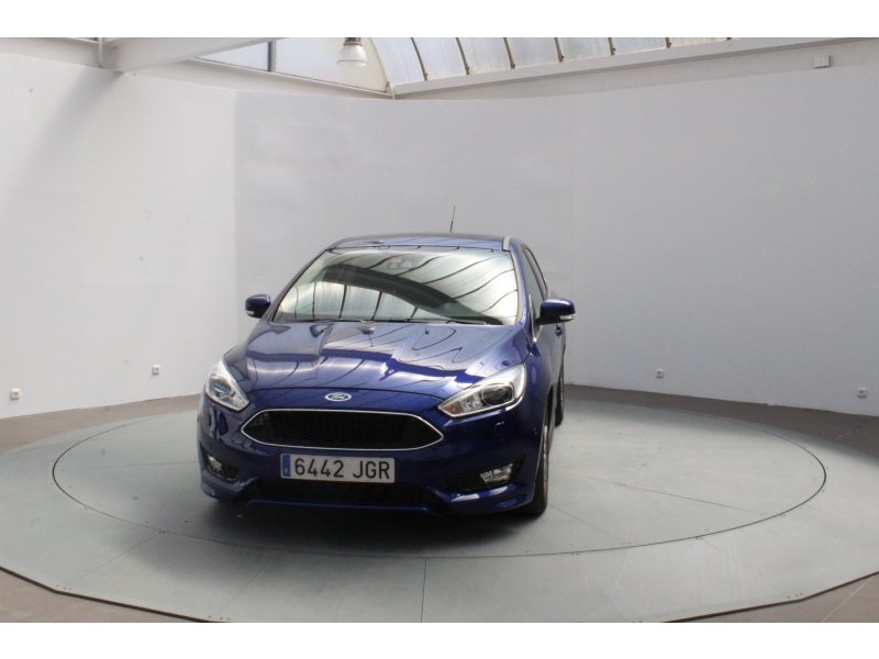 Ford Focus 2.0 TDCi 150cv PowerShift Sport