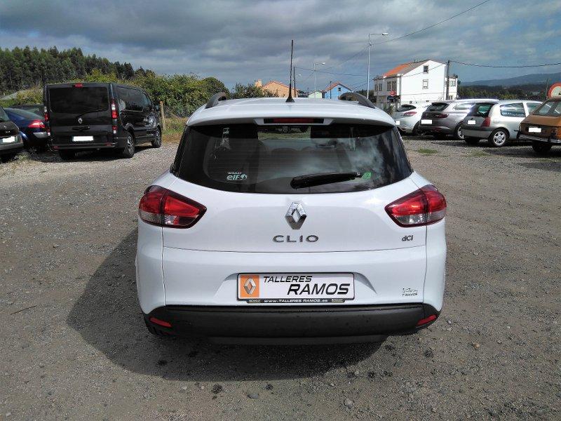 Renault Nuevo Clio Grand Tour dCi 75 eco2 Business