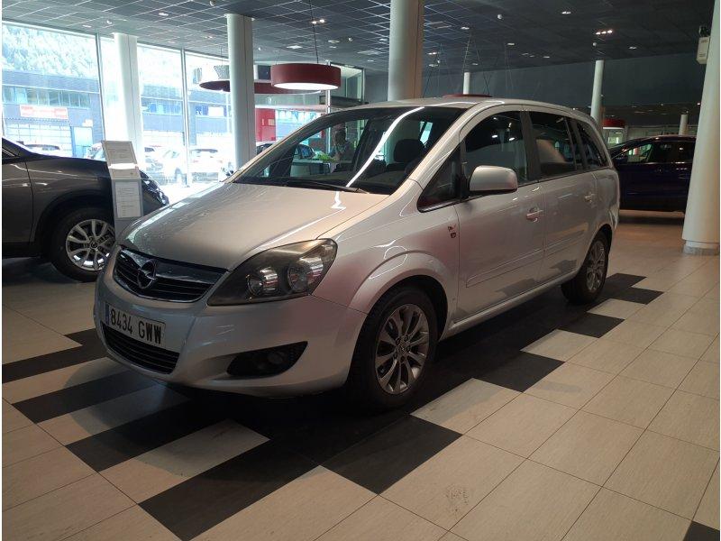 Opel Zafira 1.6 16v Essentia