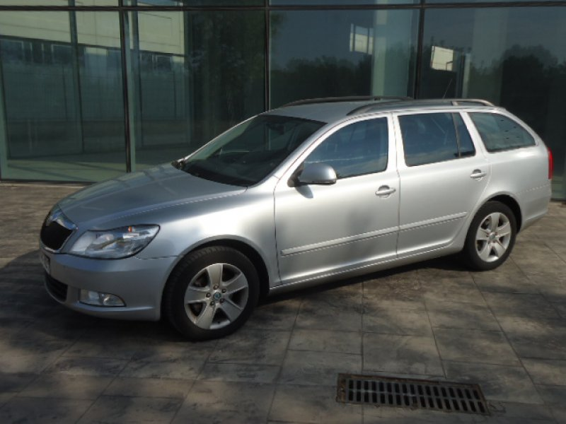 Skoda Octavia Combi 2.0 TDI Executive