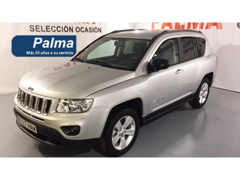 Jeep Compass 2.2CRD 136CV LIMITED 4x2 6VEL LIMITED 4x2 6VEL