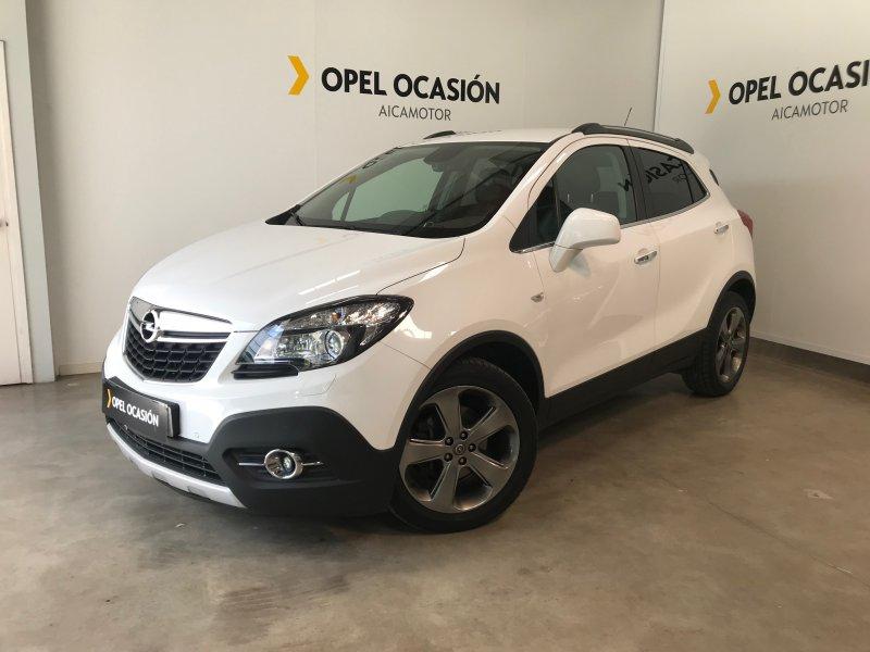 Opel Mokka 1.7 CDTi 4X4 S&S Excellence