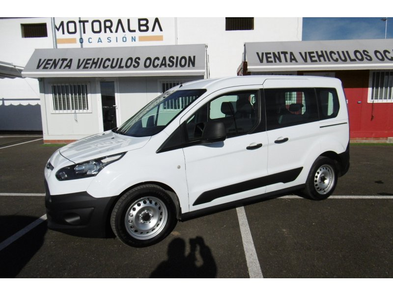 Ford Transit Connect Kombi 1.6 TDCi 55kW (75cv) 220 L1 Ambiente