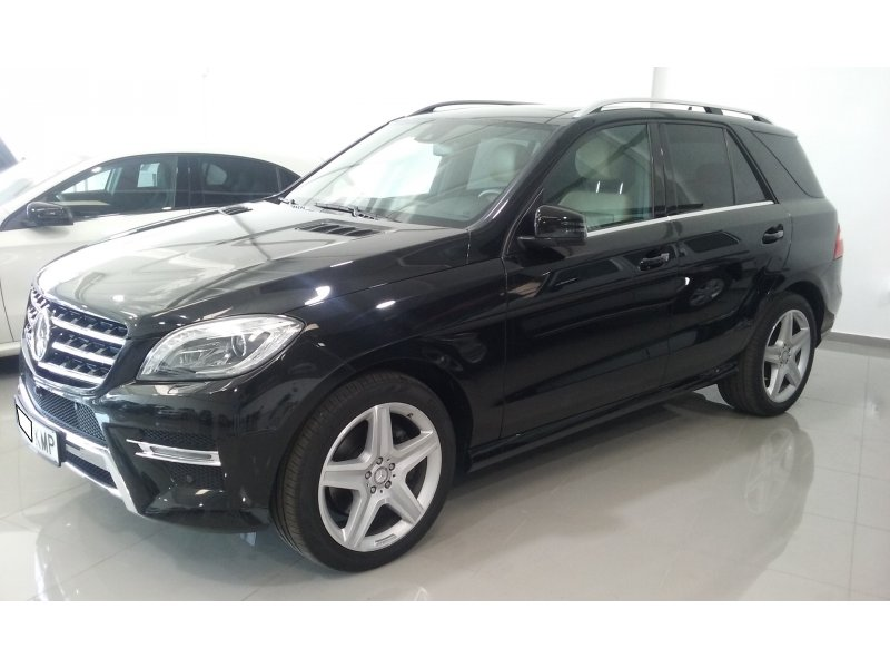 Mercedes-Benz Clase M ML 350 BlueTEC 4MATIC -