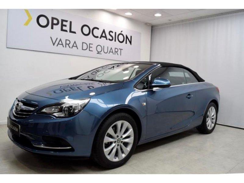 Opel Cabrio 1.4 T S/S 140 CV Excellence