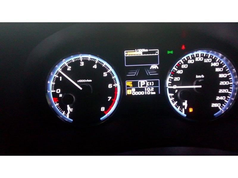 Subaru Levorg 1.6GT CVT 4WD AUTO SPORT PLUS