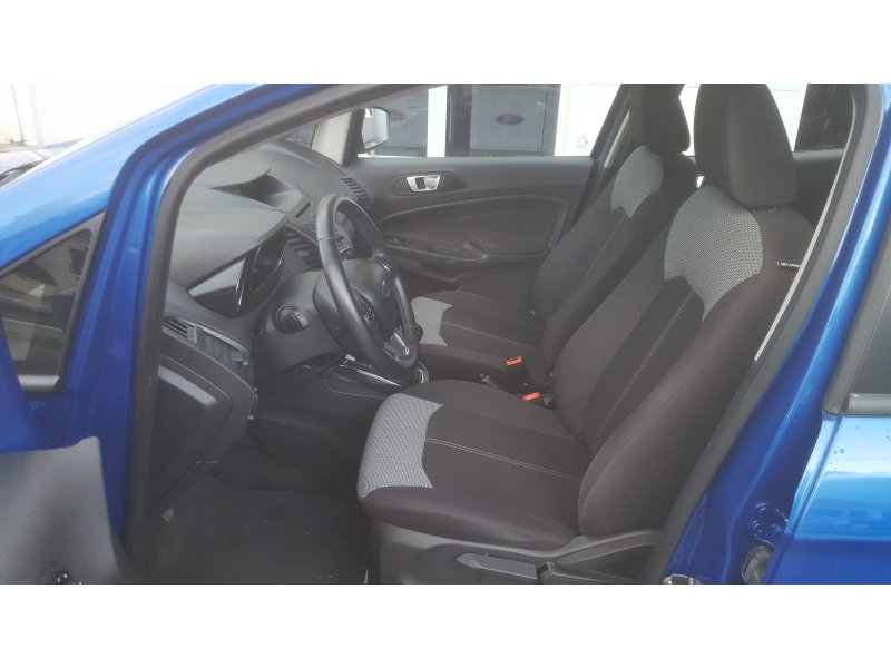 Ford EcoSport 1.5 TDCi 90cv EcoSport