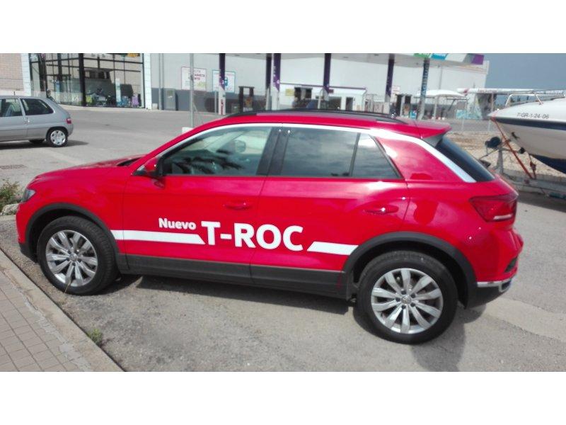Volkswagen T-Roc 1.0 TSI 85kW (115CV) Advance