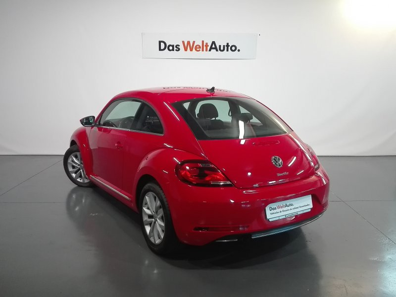 Volkswagen Beetle 2.0 TDI 81kW (110CV) Design