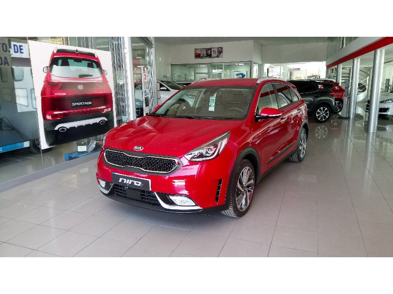 Kia Niro 1.6 HEV 77kW (105CV) Emotion