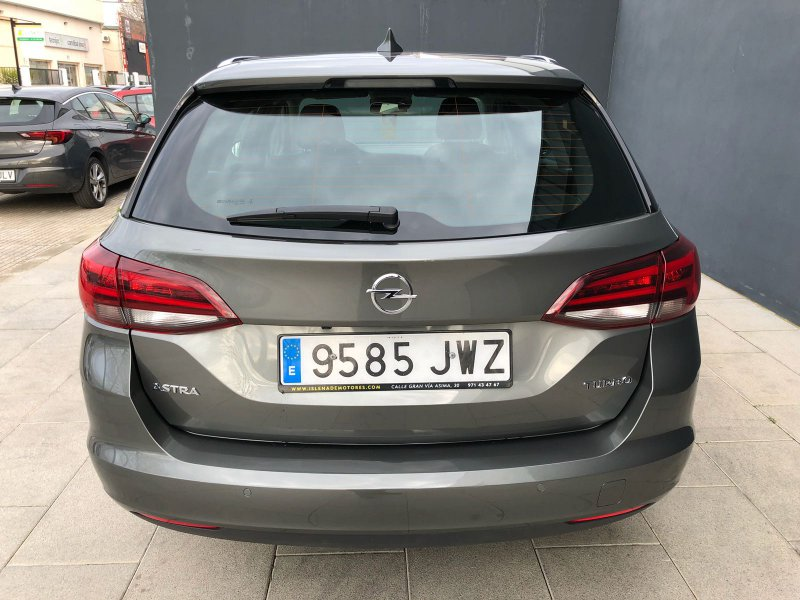 Opel Astra 1.4 Turbo S/S 150cv ST Excellence