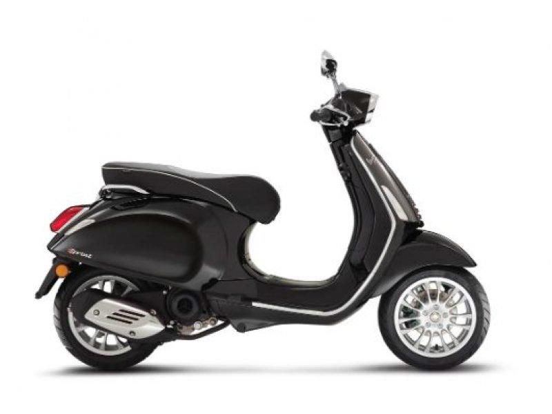 Vespa Sprint 50 2T Monocilíndro 2T 4V Scooter