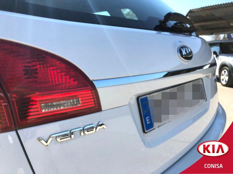 Kia Venga 1.6 CRDi VGT 115CV Concept