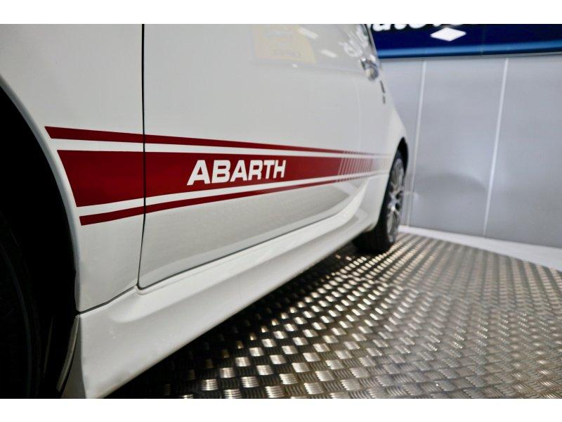 Abarth 500C 1.4 16v T-Jet 140cv E6 Secuencial -