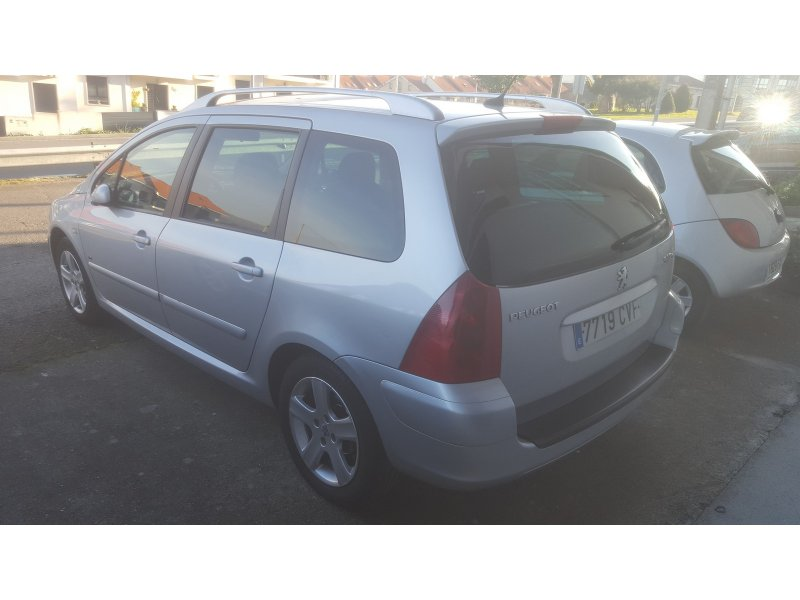 Peugeot 307 SW 2.0 HDi 136 Pack