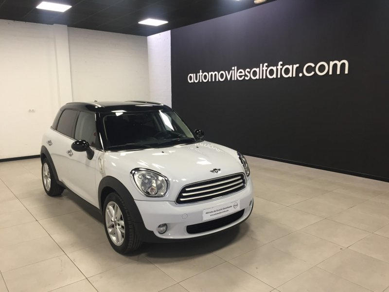 Mini Countryman 1.6 D All4 Cooper